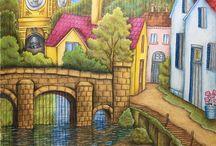 Children illustrated books