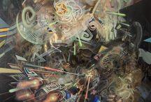 Artworks of Dennis Konstantin Bax