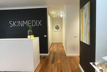 laser clinics interiors