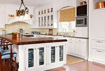 Kitchen Islands / Kitchen Islands by Viking Woodworking and some that inspire us!