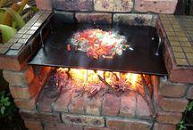 kerti grillsütők