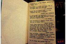 Traveling journal
