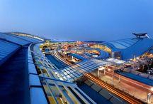 Airports / Airports around the world