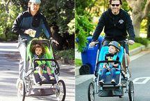 Taga Bici Passeggino / Il modello Taga Bici Passeggino si trasforma da bici a passeggino in soli 20 secondi