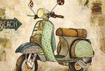 Цикл-цикл-мотоцикл...