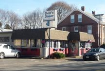 Diners and Roadside Restaurants in New England / We love discovering diners in New England! How about you? / by Visiting New England