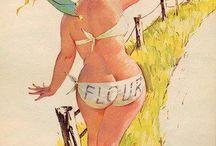 Pin up Hilda