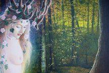 Wild women (goddesses)