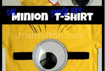Minion costume diy