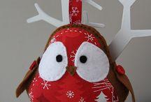 Navidad y Patrones / by Karen's Patchwork