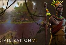 Steam's Cards (Sid Meier's Civilization VI)