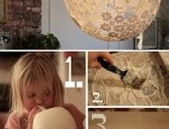 DIY - creativity is key!