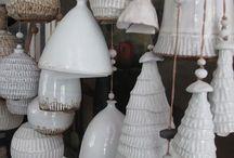 Ceramica, maiolica / Selezione di colori e geometrie
