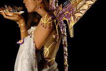 Fairies, colorful Fairies!!