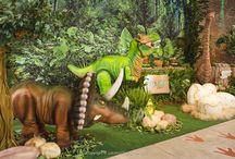 Cenário - Dinossauro