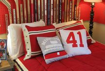The ultimate Hockey Home(s). / One day... what does your ideal hockey room, basement, or house look like?