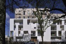 obytné budovy / bývanie