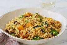 Delicious Rice/Quinoa