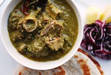 Lamb curries