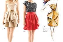 Simplen dresses