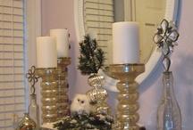 Christmas/Winter Ideas / by Karen Haskins