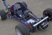 Go karts and other metal fab