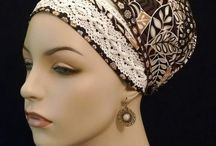 Snoods, Tichels, and Headscarves