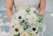 Wedding Flowers / by A M A N D A B L A N C A T O
