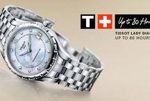 ΝΕΑ ρολόγια TISSOT!!!!