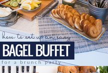 Buffet breakfast ideas
