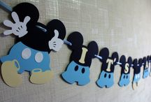 baby shower mickey bebe