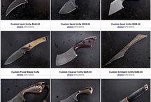 Blacksmith- inspiration / Inspiration for knife making