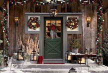 Winter Decor.... / Winter ~ Seasonal & Christmas Decor Ideas / by Jaimee Ebert