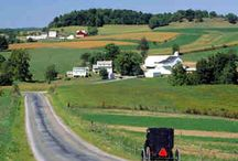 Amish country!