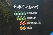 Protective blends