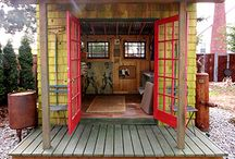 outdoor, indoor space / by SheIsWest