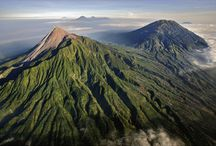 mountain of indonesia