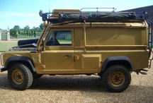 Land Rover Camping Cars / 4x4 Travel