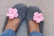 Häkeln - Schuhe