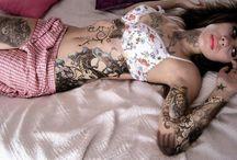 tattoos / by Kaci Carpenter