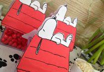 festa Greta Snoopy