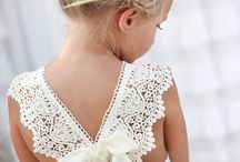 Bridesmaids, Flowergirls and Pageboys / Just a few ideas I have come across - hope you like them