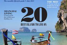 Magazine Design / Playful layouts in editorial design