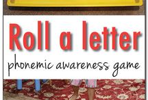 Phonemic Awareness Ideas and Resources / Phonemic awareness ideas, resources and information for Pre-K to grade two. Interventions, assessments, games, activities, centers, research, information and programming.