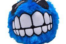 Rogz Fluffy Balls