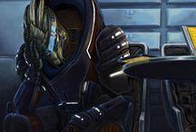Mass Effect Love / by Karessa Samaiel