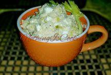 Salad Recipes - NothingIsCooking