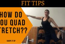 Fit Tips for Women (Shape It Up) / This board is for women who are looking for ways to get fit and to STAY fit.