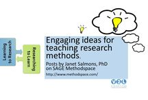 Teach Research Methods