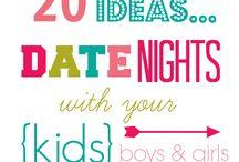 Kid Date Ideas